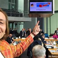 Wir haben Euch NICHT vergessen! Untersuchungsausschuss Merkel: AfD bleibt dran