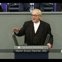 Martin Erwin Renner - Rede vom 23.02.2018