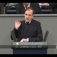 Dr. Gottfried Curio - Rede vom 16.03.2018