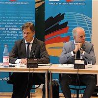 Pressekonferenz der AfD-Fraktion im Bundestag vom 17.04.2018