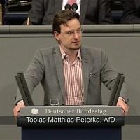 Tobias Matthias Peterka - Rede vom 19.04.2018
