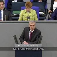 Dr. Bruno Hollnagel - Rede vom 20.04.2018