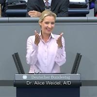 Dr. Alice Weidel - Rede vom 16.05.2018