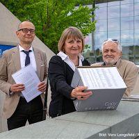 Huber: Gemeinsame Erklärung 2018 von Vera Lengsfeld als öffentliche Petition im Bundestag