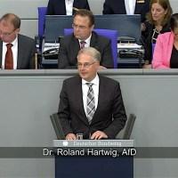 Dr. Roland Hartwig - Rede vom 14.06.2018
