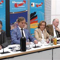 Pressekonferenz der AfD-Fraktion im Bundestag vom 19.06.2018