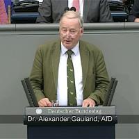 Dr. Alexander Gauland - Rede vom 04.07.2018