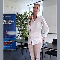 Dr. Alice Weidel bei der AfD Konstanz im engen Kontakt mit der Parteibasis