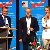 Marc Bernhard - Bericht aus Berlin Juli/August 2018