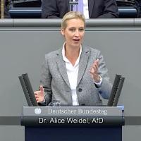 Dr. Alice Weidel - Rede vom 12.09.2018