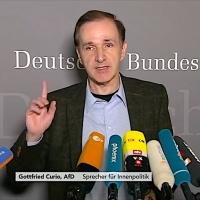 Dr. Gottfried Curio - Es gab keine Hetzjagden in Chemnitz