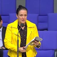 Nicole Höchst - Frage an die Bundesregierung vom 10.10.2018 zum Globalen Pakt für Migration
