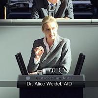 Dr. Alice Weidel - Rede vom 17.10.2018
