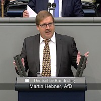 Martin Hebner - Rede vom 17.10.2018