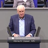 Albrecht Glaser - Rede vom 13.12.2018