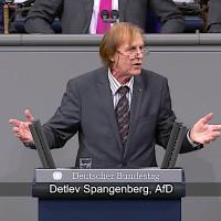 Detlev Spangenberg - Rede vom 14.12.2018