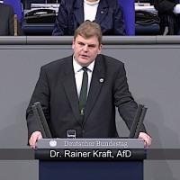 Dr. Rainer Kraft  - Rede vom 17.01.2019