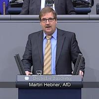 Martin Hebner - Rede vom 17.01.2019