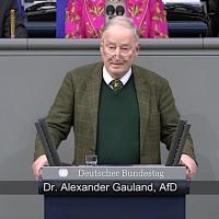 Dr. Alexander Gauland - Rede vom 17.01.2019