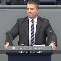 Martin Hess - Rede vom 18.01.2019