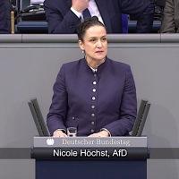 Nicole Höchst - Rede vom 18.01.2019
