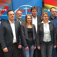 Schwabenstark: Der AfD Bezirksverband Schwaben hat seinen neuen Vorstand