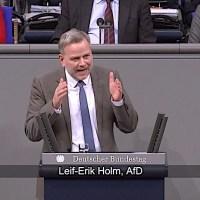 Leif-Erik Holm - Rede vom 13.02.2019