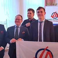 Glückwunsch an den neu gewählten Landesvorstand der Jungen Alternative Baden-Württemberg