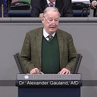 Dr. Alexander Gauland - Rede vom 21.03.2019