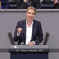 Dr. Alice Weidel - Rede vom 21.03.2019