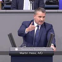 Martin Hess - Rede vom 22.03.2019