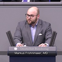 Markus Frohnmaier - Rede vom 22.03.2019