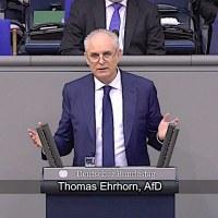 Thomas Ehrhorn - Rede vom 22.03.2019