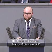 Markus Frohnmaier - Rede vom 21.03.2019