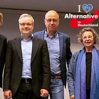Herzlichen DANK! Hochmotiviert und mit viel Schwung in den AfD-Wahlkampf 2019
