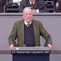 Dr. Alexander Gauland - Rede vom 16.05.2019