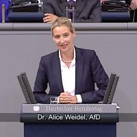Dr. Alice Weidel - Rede vom 16.05.2019