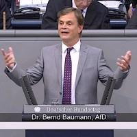 Dr. Bernd Baumann - Rede vom 17.05.2019