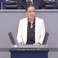 Nicole Höchst - Rede vom 17.05.2019