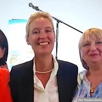 Alice Weidel: Vielen herzlichen Dank an alle, die zum Erfolg der AfD beigetragen haben!