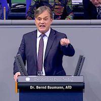 Dr. Bernd Baumann - Rede vom 08.11.2019