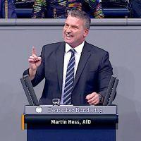 Martin Hess - Rede vom 08.11.2019