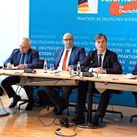 PK der AfD im Bundestag, u. a.: Untersuchungsausschuss zu Beratungsleistungen