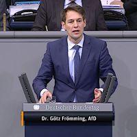 Dr. Götz Frömming – Rede vom 11.12.2019