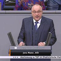 Jens Maier - Rede vom 12.12.2019
