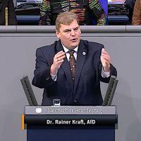 Dr. Rainer Kraft  - Rede vom 13.12.2019