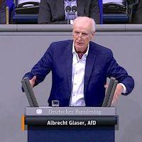 Albrecht Glaser - Rede vom 13.12.2019