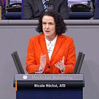Nicole Höchst - Rede vom 16.01.2020