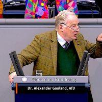 Dr. Alexander Gauland - Rede vom 16.01.2020