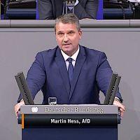 Martin Hess - Rede vom 16.01.2020